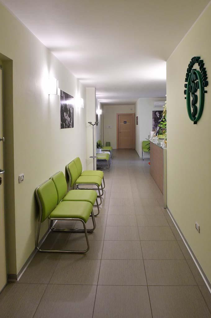 Sala Attesa Osteopathic Clinic