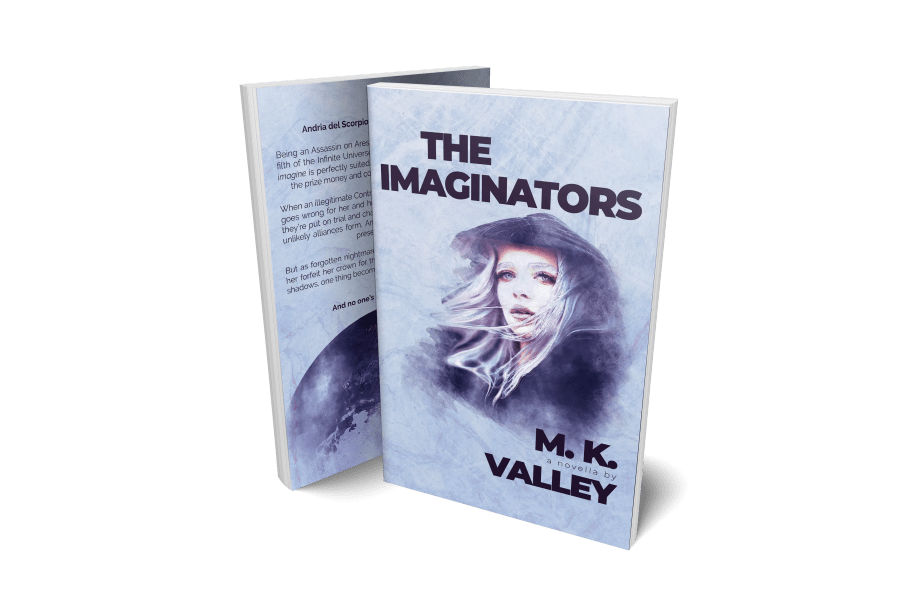 The Imaginators Sci-Fi Novella Pre-Order