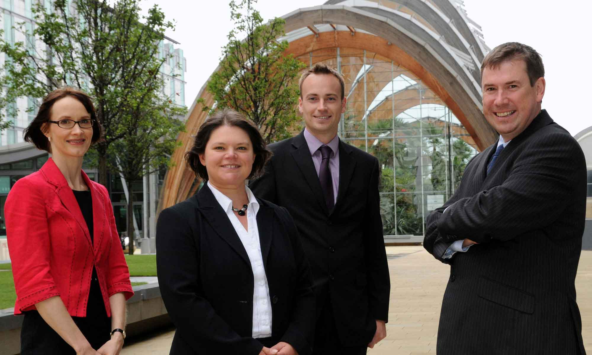 Strategic Corporate Finance team photo - lead deal advisers and experts in company valuations