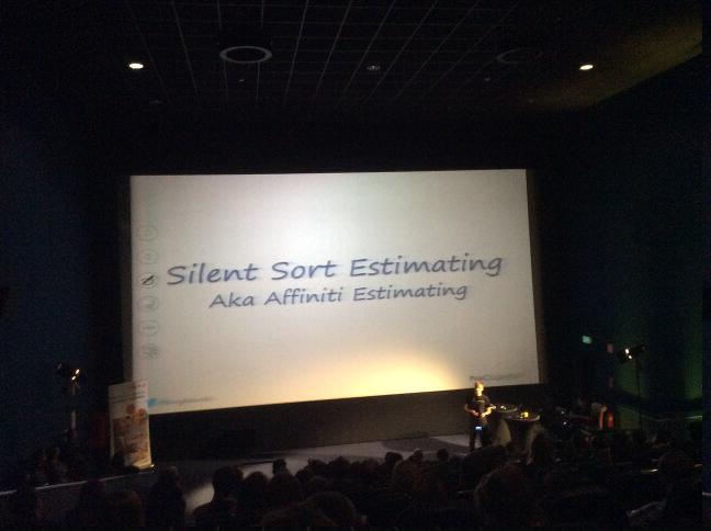 ABE 15 - Silent Sort Estimating