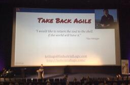 ABE 15 - Taking back Agile