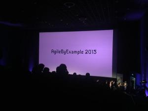 Agile By Example 2015