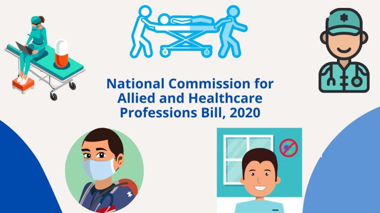 National Commission for Allied and Healthcare Professions Bill, 2020