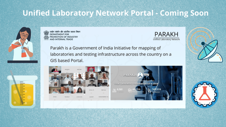Parakh-Unified Laboratory Network
