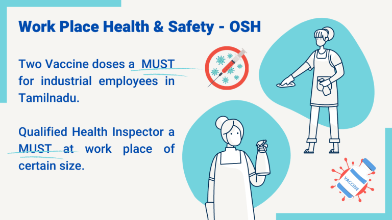 Work Place Health and Safety Guidelines