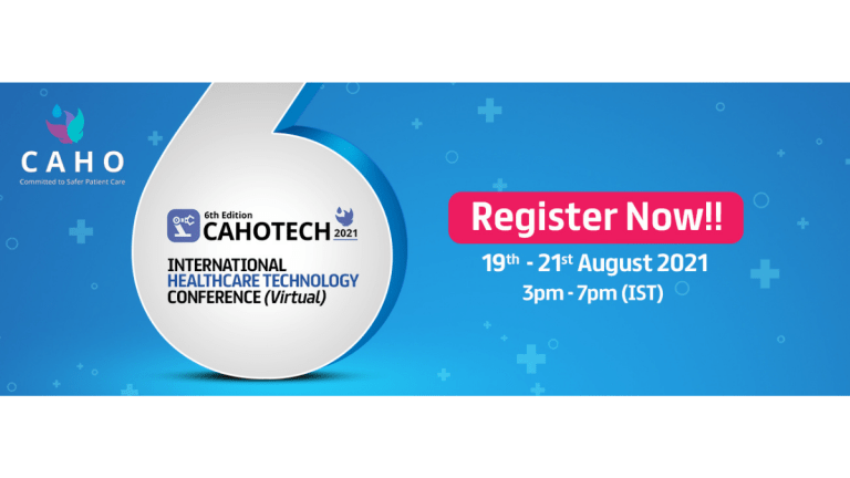 CAHOTECH2021 Conference
