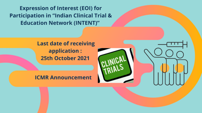 Indian Clinical Trial & Education Network (INTENT)