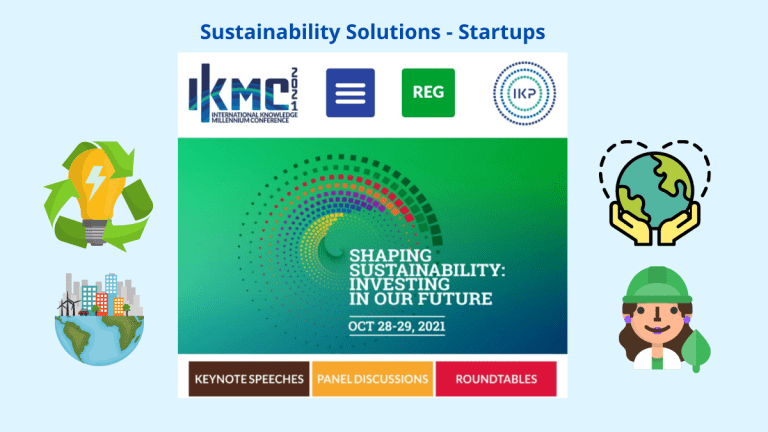 Sustainable Solutions – Startups