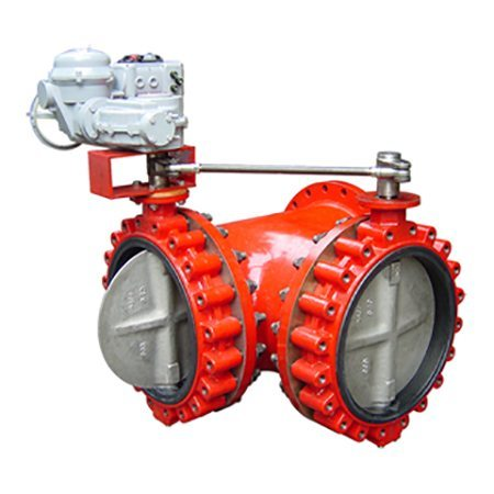 3-Way Butterfly Valves