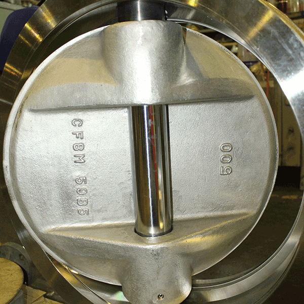 High Performance Butterfly Valves – Double Offset