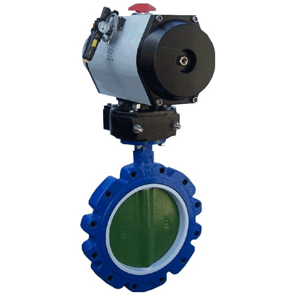 Centric Butterfly Valves – PTFE Seated