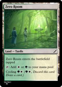 Zero Room