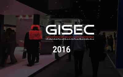 Visit us at GISEC booth GP-16 – 2016