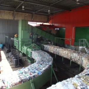 APK-E Presa de reciclare