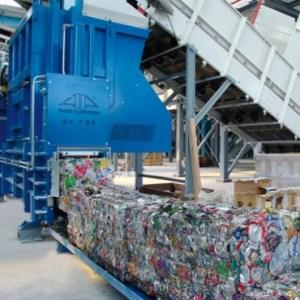 DS-A-700 presa de reciclare