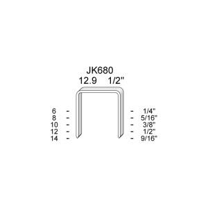 JK680 Capse industriale