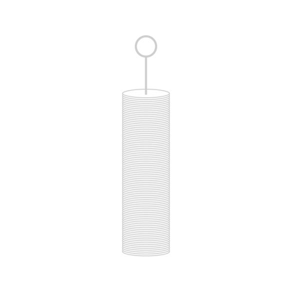 Capace plastic pentru capsator