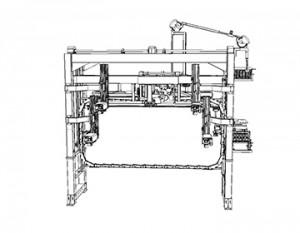 Masina de legat ske-f