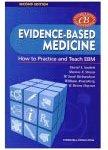 Evidence based medicine book
