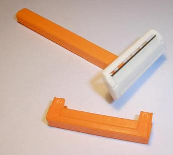 Image result for cheap plastic bic razor