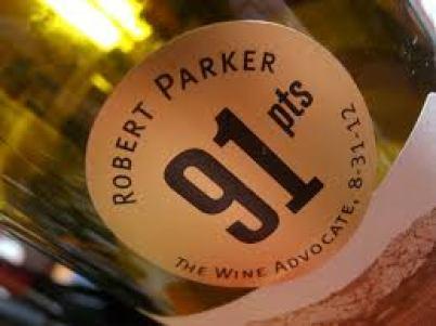 Robert Parker rating
