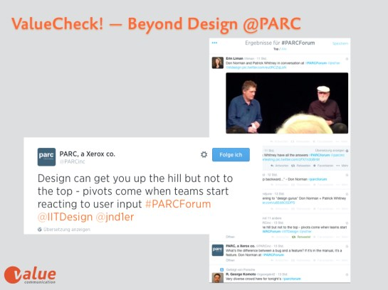 Valeu Check PARC Design Technology Event July 1st, 2014.002