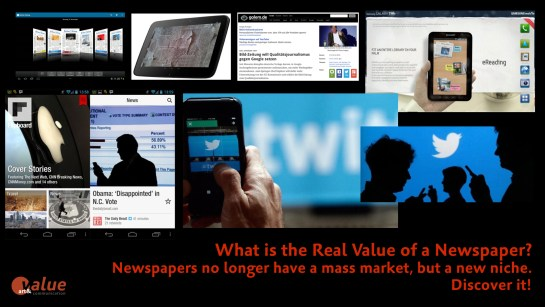 ValueCheck! — Zeitung
