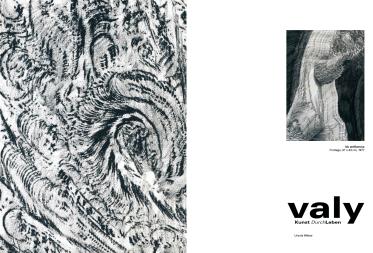 Valy — Katalogbuch von 2010