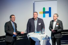 From left: Harald Weimer, Heiko Mazur and Norbert Hettich. Photo: Heidelberg