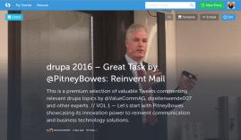 03-drupa2016 Value Publishing on PitneyBowes
