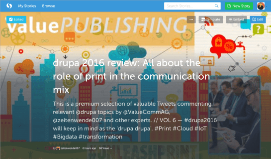 08-drupa2016 Review ValuePublishing Storify on Role of Print in the Communication Mix.png
