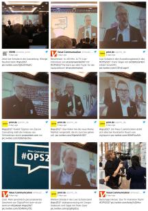 01-LiveTV mit Ausstellern und Andreas Weber