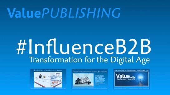 Value Publishing Mike Hilton 2017 #influenceb2b.001