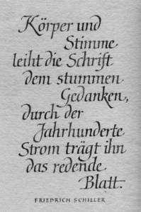 Zapf Schiller
