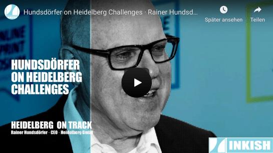 INKISH CEO Heidelberg Interview