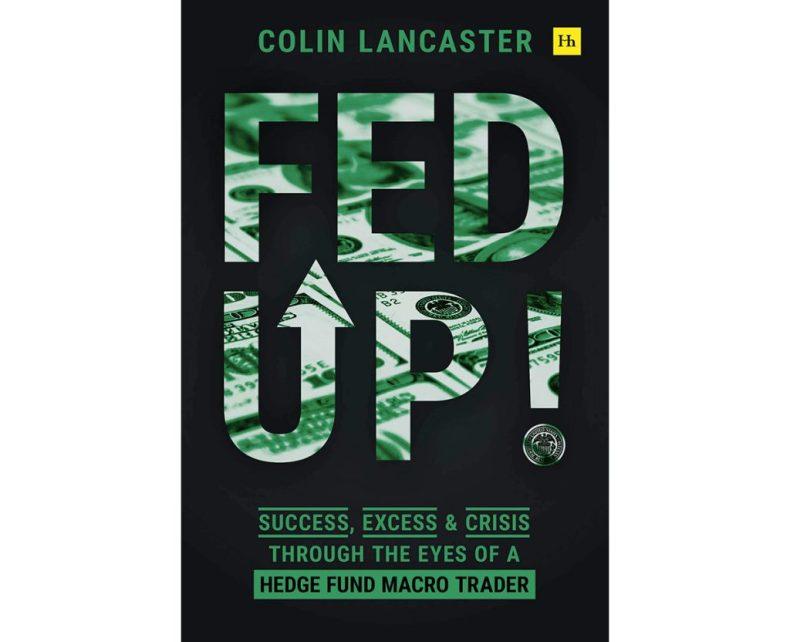 Fed up Colin Lancaster