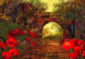 Ye olde railway bridge
