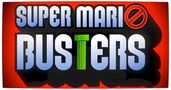 Vamers - Fandom - Super Mario Busters - Main Logo
