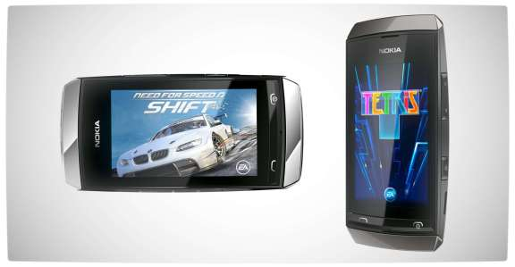 Vamers - Win With Vamers - Nokia Asha 306 - Games (Tetris and Need For Speed)