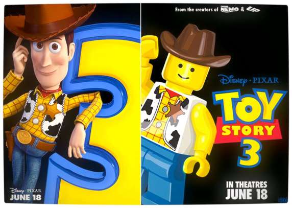 Vamers - Fandom - Movie Lego Posters - Toy Story 3