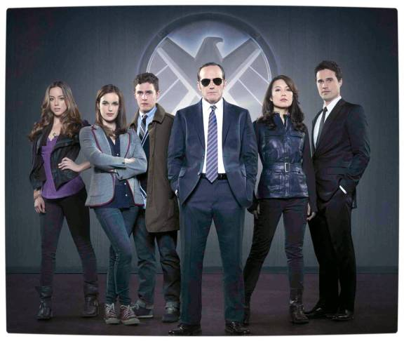 Vamers - FYI - TV and Movies - Marvel's Agents of S.H.I.E.L.D. - The Team
