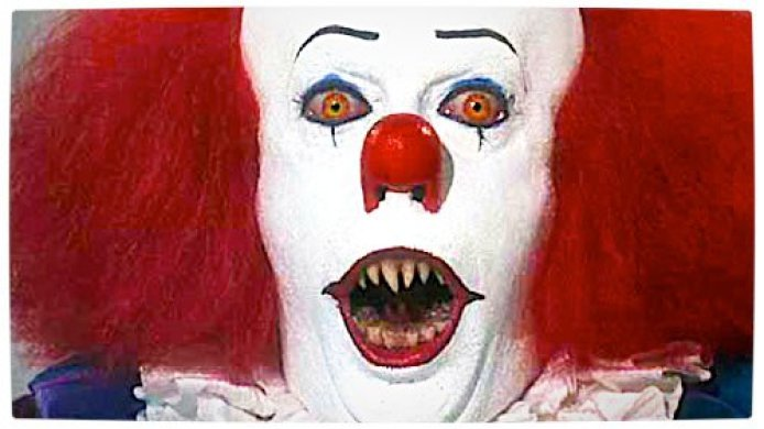 Vamers - Vamers Voice - 5 Things Horror Movies Have Ruined For Us - Pennywise Clown - Toilet at Night