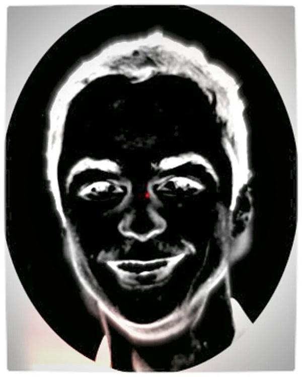 Vamers - Artistry - The Big Bang Theory - Optical Illusion - Sheldon Cooper