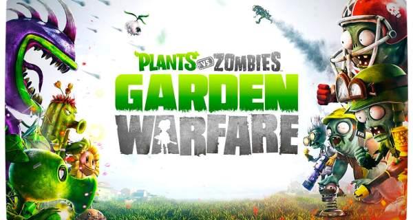 Vamers - Gaming - Plants Versus Zombies Garden Warfare - Logo