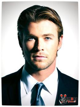Vamers Venator for September 2013: Chris Hemsworth