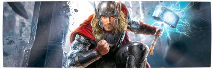 Vamers - FYI - Comics - Learn About Thor's History this Thorsday - Post Banner