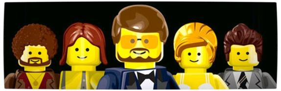 Vamers - Geekosphere - Artistry - 2014's Best Picture Oscar Nominees Recreated as Lego Movies - Banner