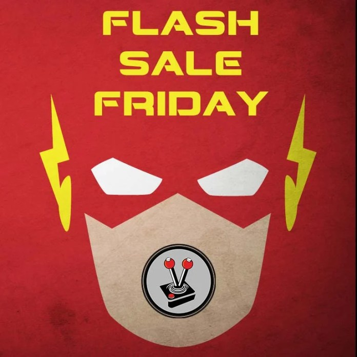 Vamers Store - Advertising - Flash Sale Friday Promo 02
