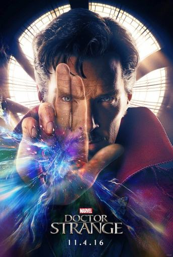 Vamers - FYI - Movies - Marvel's Doctor Strange - Official Poster - Universe