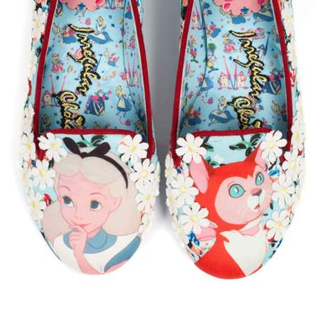 Vamers - Lifestyle - Fashion - Step into Wonderland with these Irregular Disney Inspired Shoes - Curiouser 04